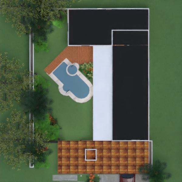 floorplans haus dekor schlafzimmer küche outdoor 3d
