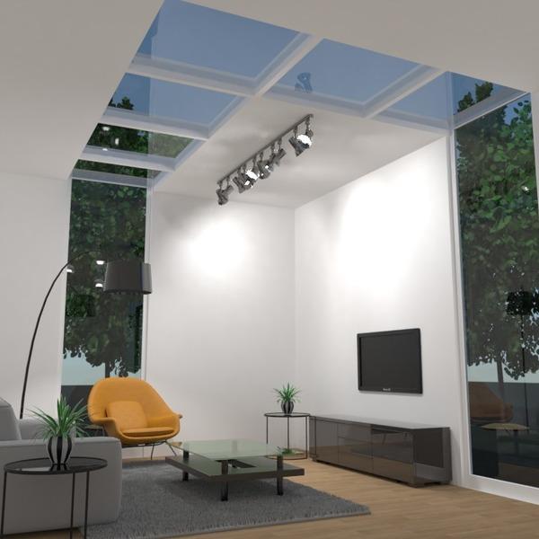 планировки дом мебель гостиная освещение 3d