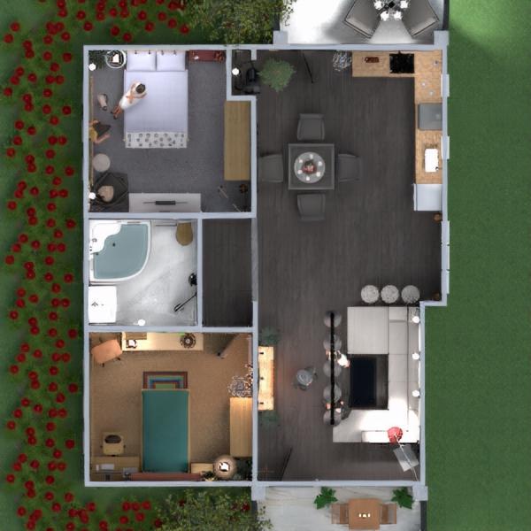 floorplans apartment house decor household architecture 3d