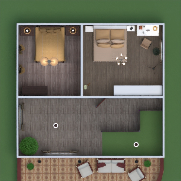 floorplans butas namas terasa baldai dekoras vonia miegamasis svetainė virtuvė eksterjeras apšvietimas renovacija kraštovaizdis namų apyvoka аrchitektūra sandėliukas studija prieškambaris 3d