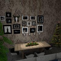floorplans apartamento decoração quarto iluminação sala de jantar 3d
