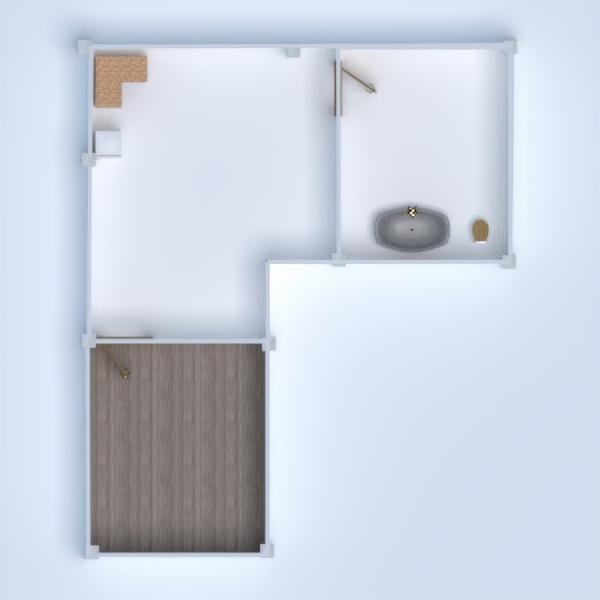 floorplans 独栋别墅 diy 浴室 卧室 厨房 3d