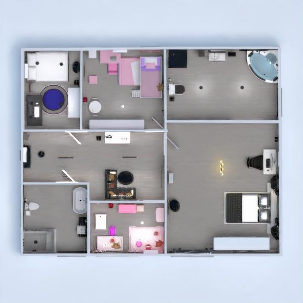 floorplans pasidaryk pats vonia garažas kavinė 3d