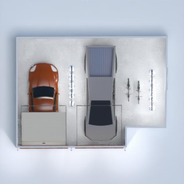 floorplans garažas 3d