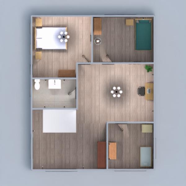 floorplans house kitchen renovation dining room architecture 3d