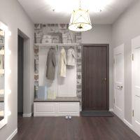 floorplans mieszkanie dom meble wystrój wnętrz przechowywanie wejście 3d