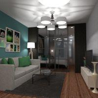 floorplans wohnung haus mobiliar dekor badezimmer schlafzimmer küche beleuchtung haushalt lagerraum, abstellraum 3d