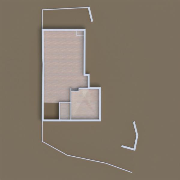 floorplans namas vonia miegamasis svetainė garažas 3d