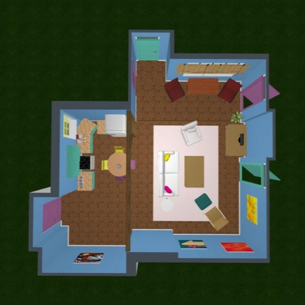 планировки квартира техника для дома студия 3d