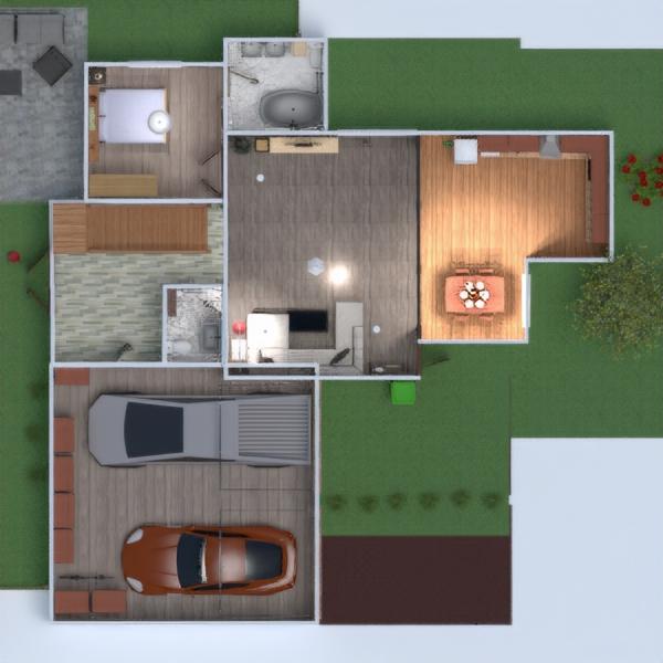 планировки дом декор гараж офис техника для дома 3d
