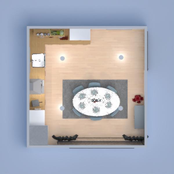floorplans kitchen dining room 3d