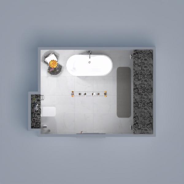 планировки мебель декор ванная освещение 3d