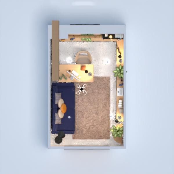 планировки дом мебель декор офис освещение 3d