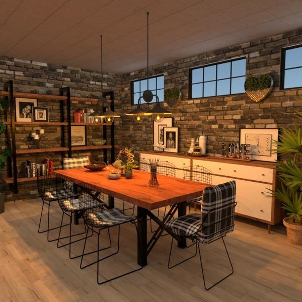 planos apartamento iluminación reforma arquitectura 3d