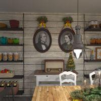 floorplans quarto cozinha paisagismo 3d