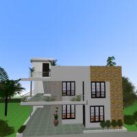 progetti appartamento veranda decorazioni angolo fai-da-te oggetti esterni paesaggio architettura 3d