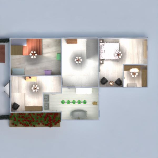 планировки дом гостиная детская офис техника для дома 3d