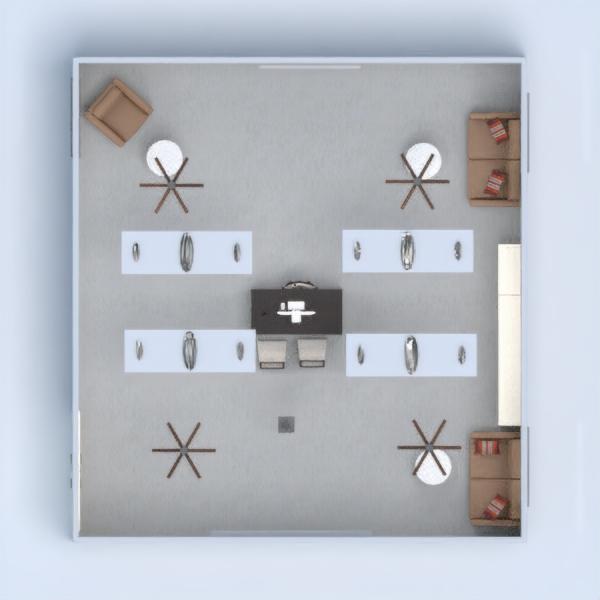 планировки мебель офис освещение архитектура студия 3d