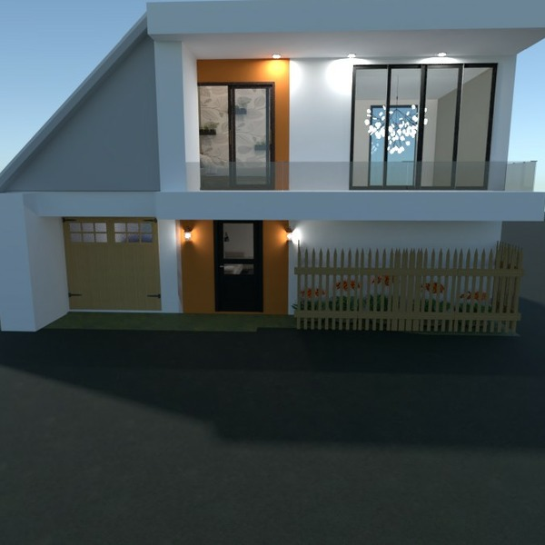 floorplans casa iluminação 3d