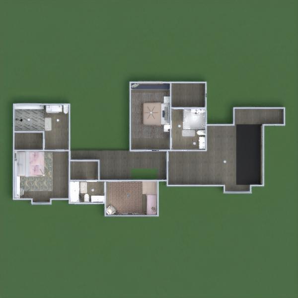 планировки дом декор улица освещение техника для дома 3d