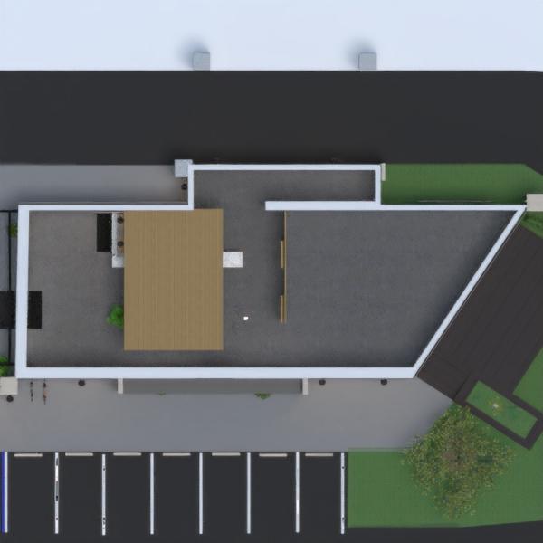 floorplans decoração iluminação cafeterias arquitetura patamar 3d