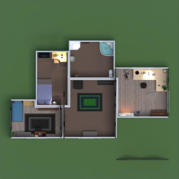 floorplans namas baldai dekoras vonia miegamasis svetainė garažas virtuvė eksterjeras biuras apšvietimas valgomasis аrchitektūra prieškambaris 3d