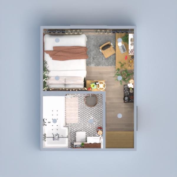 планировки квартира декор ванная спальня 3d