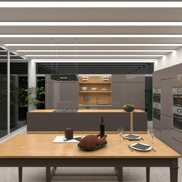 floorplans decor kitchen lighting dining room 3d