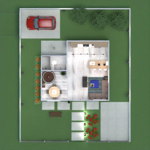 floorplans haus dekor badezimmer schlafzimmer garage küche outdoor beleuchtung architektur 3d