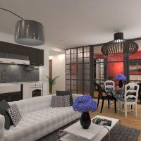 floorplans wohnung mobiliar dekor do-it-yourself badezimmer schlafzimmer wohnzimmer küche outdoor beleuchtung landschaft esszimmer architektur studio eingang 3d