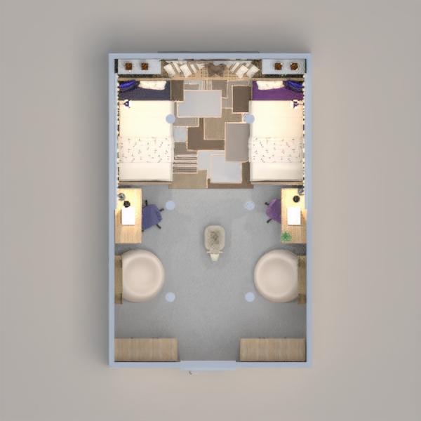 планировки дом мебель декор детская освещение 3d