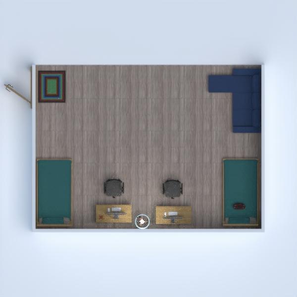 планировки мебель спальня освещение архитектура студия 3d