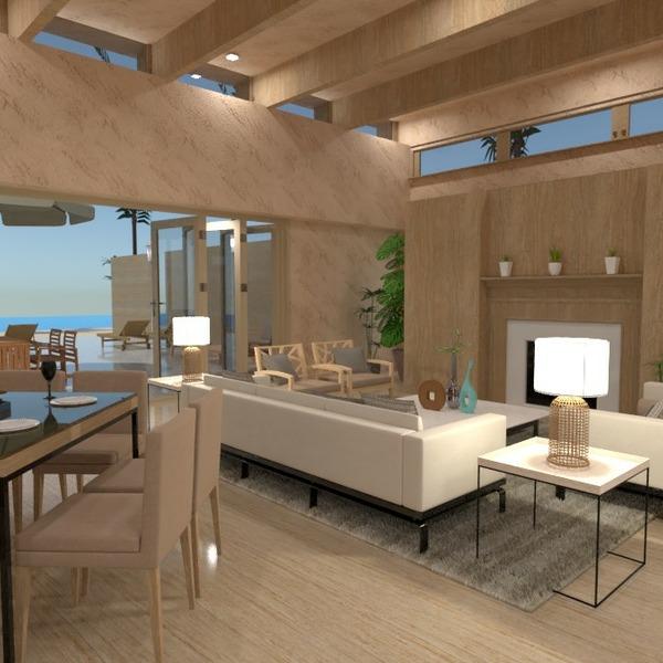 floorplans casa decoração área externa paisagismo arquitetura 3d