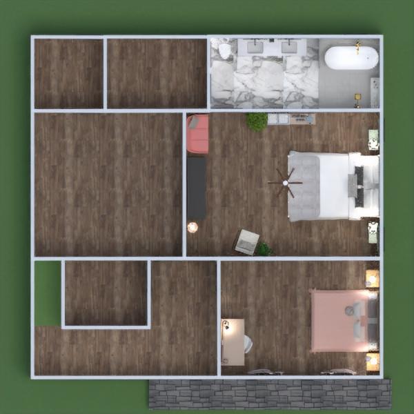 floorplans house landscape 3d