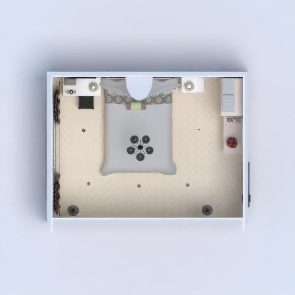 floorplans wohnung haus mobiliar dekor schlafzimmer renovierung haushalt lagerraum, abstellraum 3d