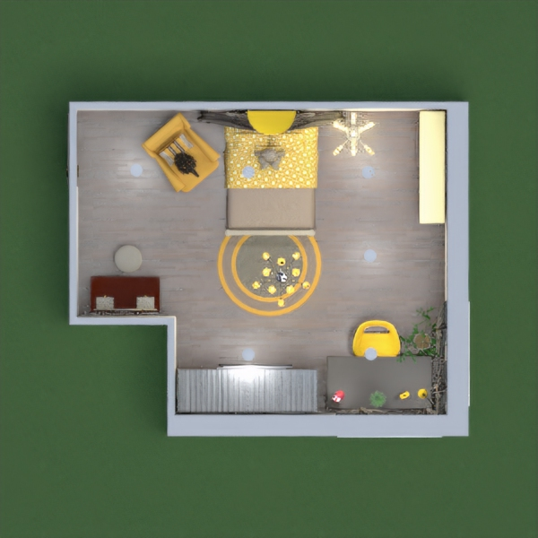floorplans mobílias decoração faça você mesmo quarto infantil iluminação 3d