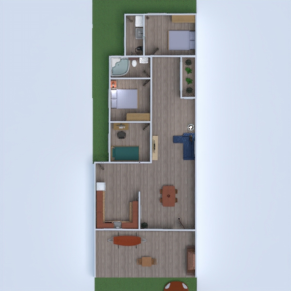планировки мебель 3d