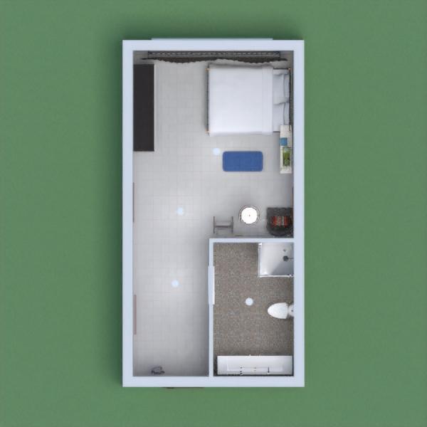 Es un departamento chico que le seria útil a una o dos personas es muy cómoda y no incluye una cocina