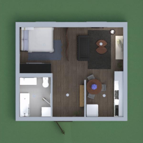 small apartament interior