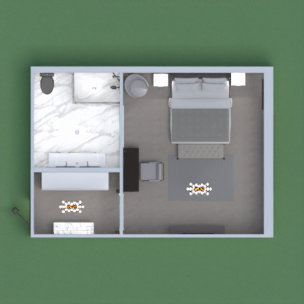 Gorgeous hotel room