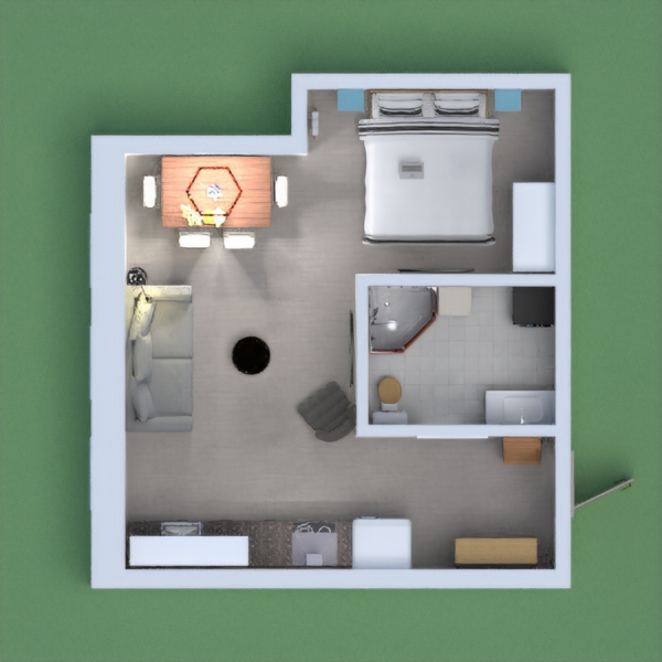 a nice small apartment please vote for me and i will vote for you