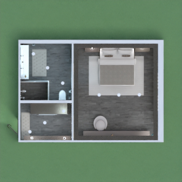 Blue&Brown Hotel Room Design. Enjoy and have fun !