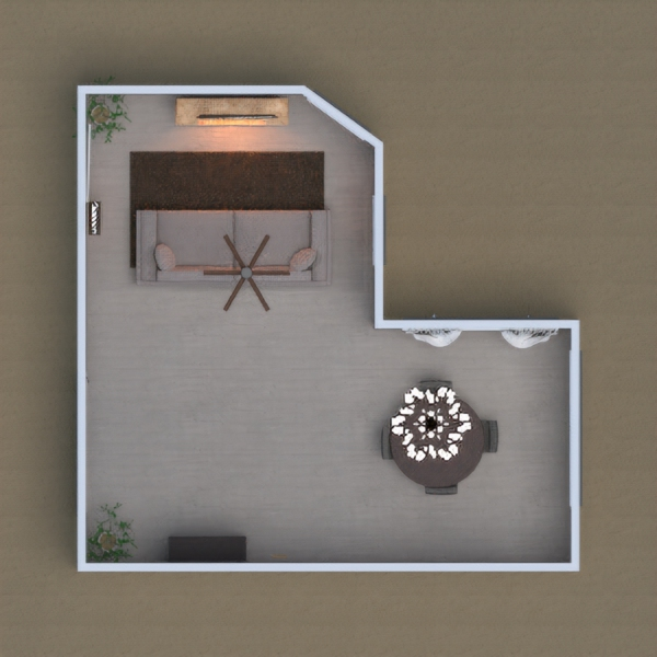 This is a beautiful house and it is my first. I made it with my heart and hope you like it.