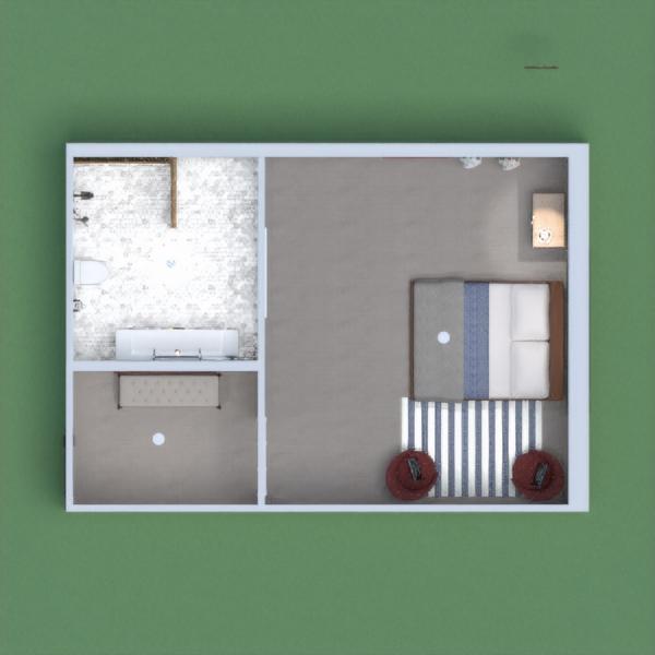 essa casa é simples só tem um banheiro,um quarto e uma entrada decorada ela é bem simples