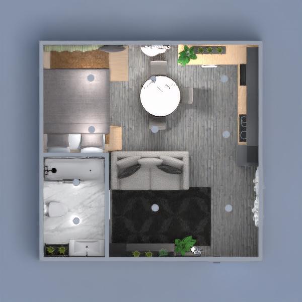 Pequeño apartamento con todos los espacios necesarios. Espero que os guste!????