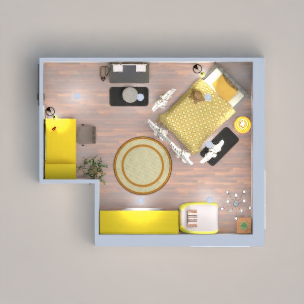 GREY AND YELLOW VIBES !!