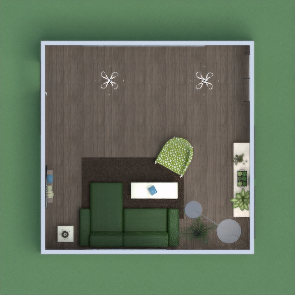 hi! this room has a green/new york theme, I hope you like it!