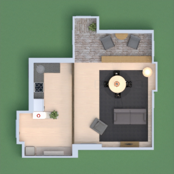 A classic and modern apartment. Please vote for me!!! Thanks