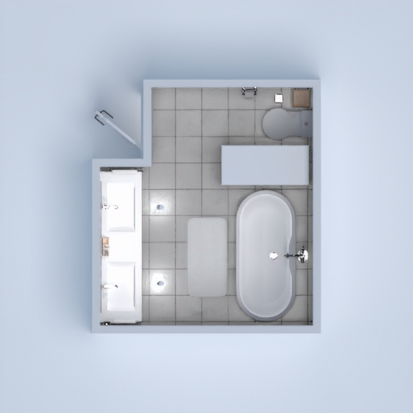 I just made the bathroom project what I would like to see in my home.