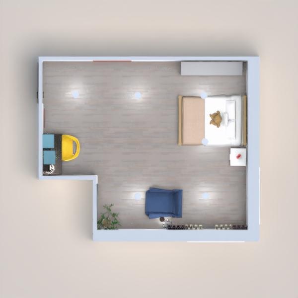 It's a room for a student. It can be put in an appartement.